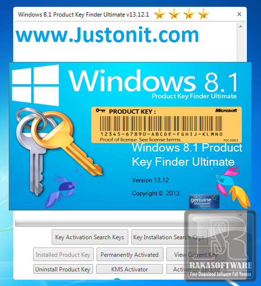 windows 8.1 pro product key generator